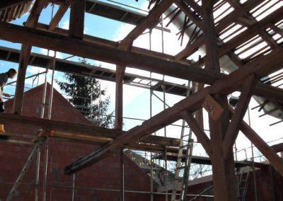 Sanierung durch die Breiteneicher GmbH, Vilsbiburg