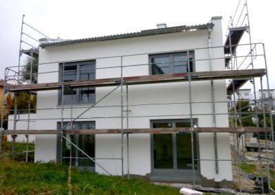 Schlüsselfertigbau durch die Breiteneicher GmbH, Vilsbiburg
