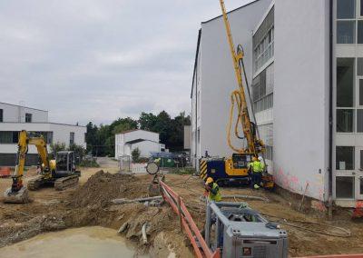 Breiteneicher GmbH, Vilsbiburg Experten beim Spezialtiefbau