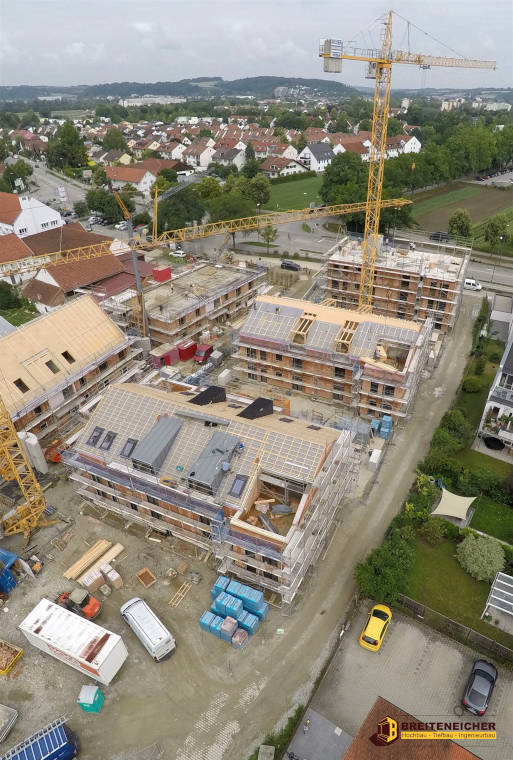 Breiteneicher GmbH, Ihr Ansprechpartner für den Bereich Hochbau