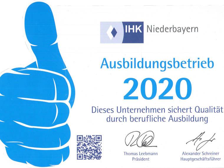 IHK Niederbayern, Breiteneicher GmbH, Vilsbiburg