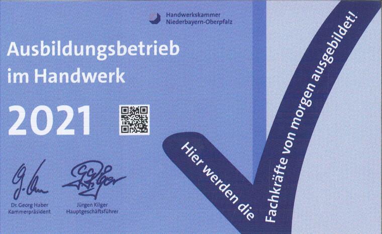 Handwerkskammer 2020, Breiteneicher GmbH, Vilsbiburg